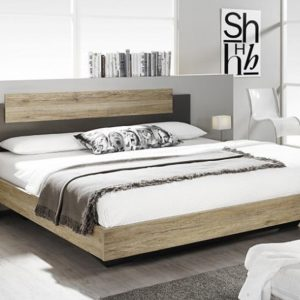 Bed hout