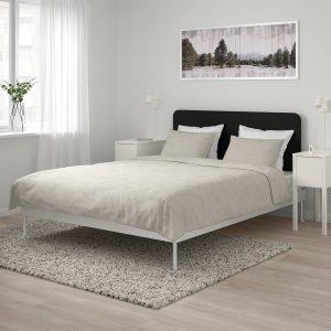 IKEA - DELAKTIG Bedframe met hoofdeinde