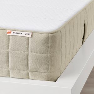 IKEA - MAUSUND Natuurlatex matras - 160x200 cm