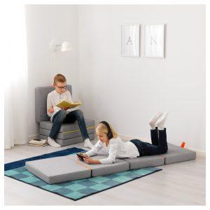 IKEA - SLÄKT Poef/matras