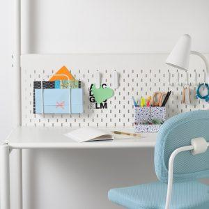 IKEA - VITVAL Werkblad - 95x45 cm - Wit