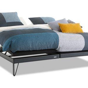 Bedbodem Multi Motion Verstelbaar Plus Slow Motion 3 - 200 x 220 cm